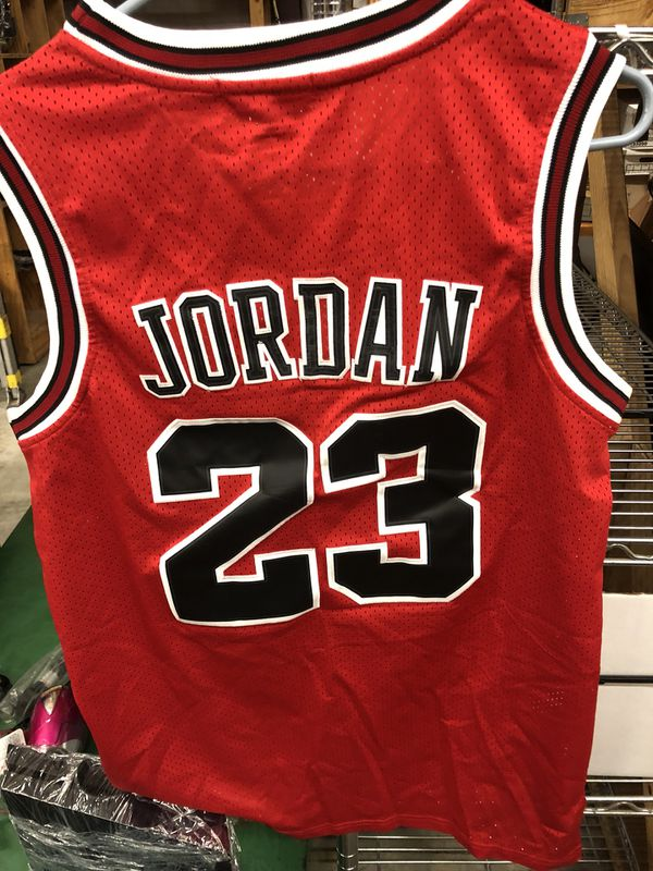 463f8d1db Michael Jordan  23 97-98 hardwood classic jersey for Sale in Humble ...