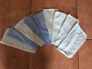 Thin wash cloths for kids for Sale in Ashburn, VA