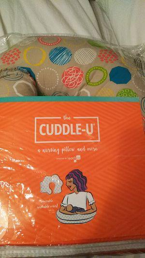 CUDDLE-U Nursing Pillow and More for sale  Tulsa, OK