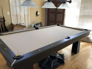 Pool table **Like New** for Sale in Alexandria, VA