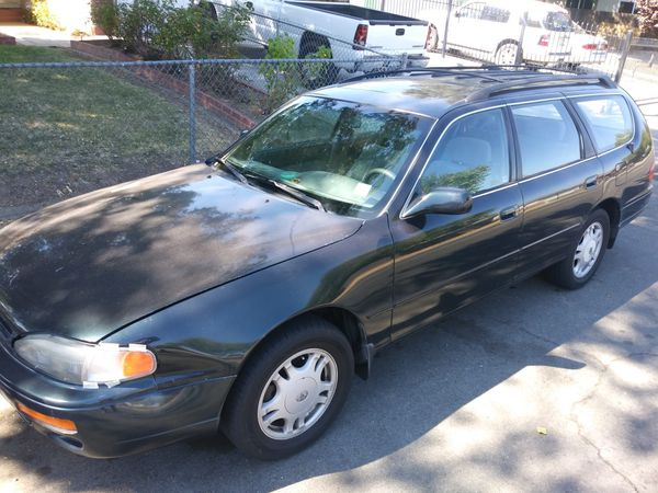 1994 Toyota Camry wagon for Sale in Sacramento, CA - OfferUp