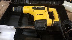 Dewalt hammer drill for Sale in Apopka, FL