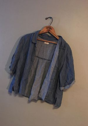 Holliister jean shirt for Sale in Tampa, FL