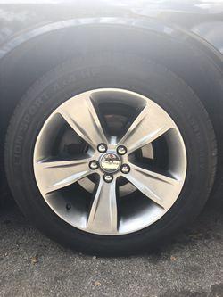 Dodge Challenger factory wheels Thumbnail