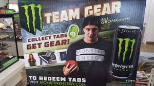 420 Monster energy tabs for t-shirt promotion for Sale in Weston, FL -  OfferUp