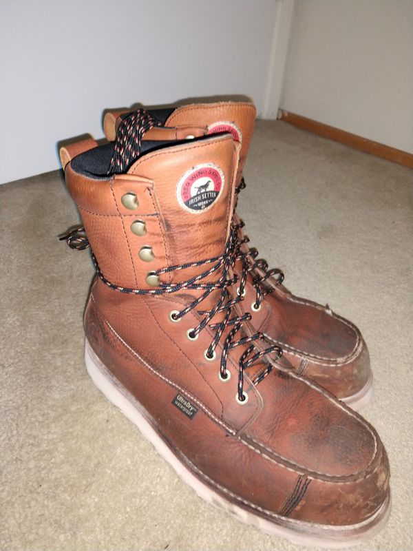 d38743a5c51 Red Wing Irish Setter Boots 10 for Sale in San Jose, CA - OfferUp