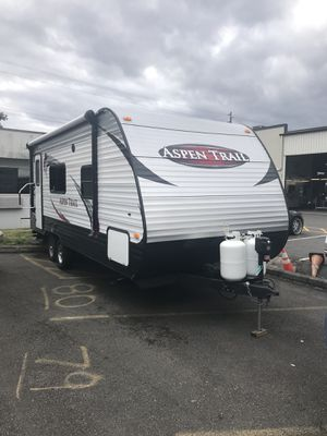 Travel Trailers For Sale Puyallup Wa >> Used 2015 Forrest River Rpod 182G Travel Trailer for Sale in Tacoma, WA - OfferUp