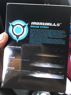 Headlight Kit 6000k Thumbnail