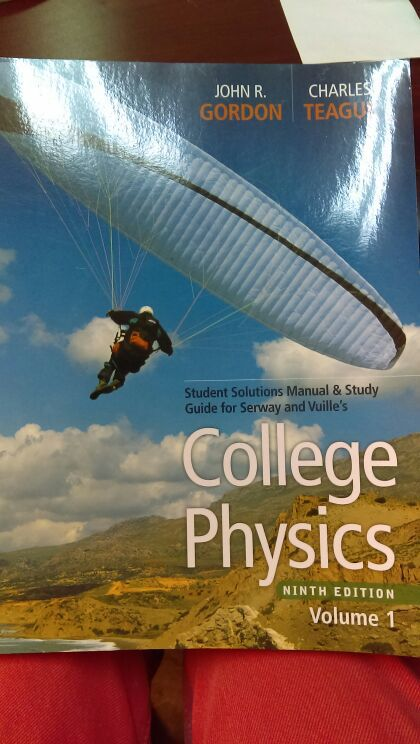 College Physics ninth edition volume 1 for Sale in El Cajon, CA - OfferUp
