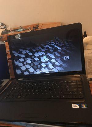 15 inches HP presario CQ62. Windows 7 processor. Intel celeriac 2.20 GHz. 320 GB hardrive. 4 GB memory RAMb for Sale in Boston, MA