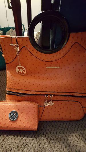 Michael Kors purse and wallet for Sale in Glen Allen, VA