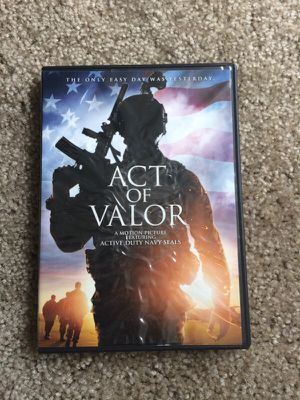 Act of Valor for Sale in Salt Lake City, UT