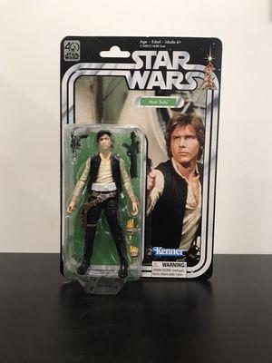 Han Solo 40th Anniversary Figure for Sale in Phoenix, AZ