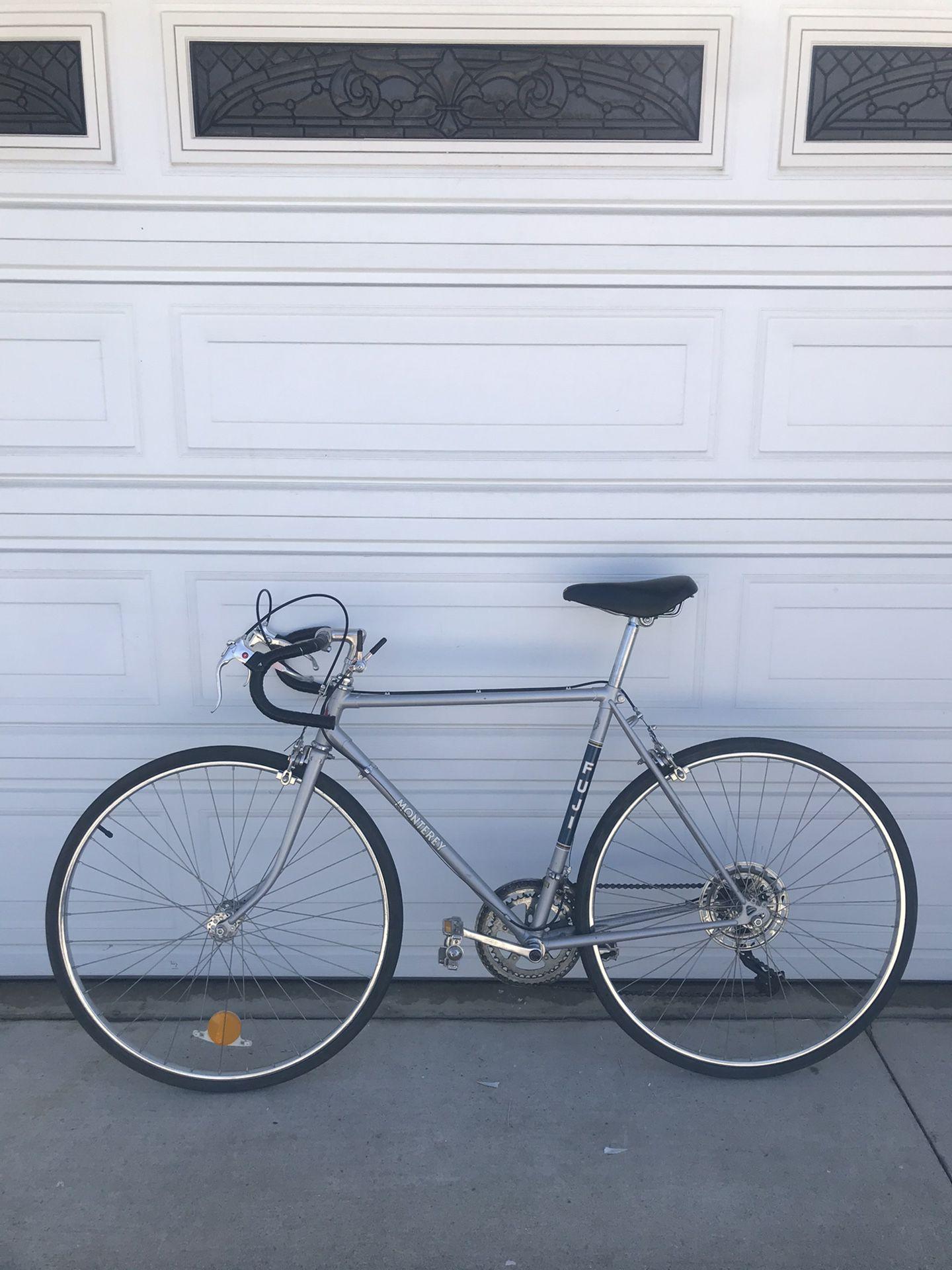1981 Fuji Monterey Road Bike 10 Speed