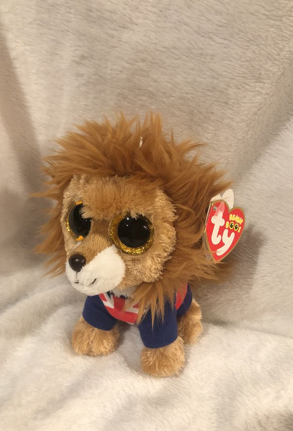 beanie boo lion for Sale in New Lenox ff1abb903e25