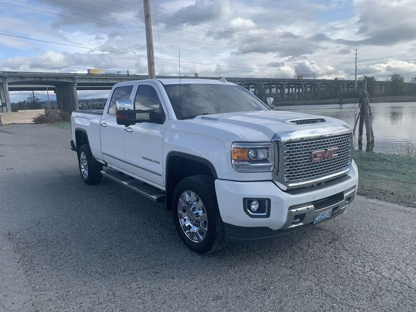 2017 gmc sierra 2500hd for sale in marysville wa  offerup