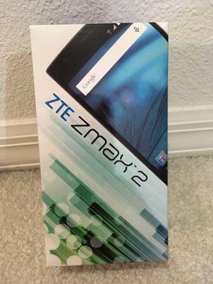 ZTE ZMAX 2 Z955A Factory Unlocked Smartphone for Sale in Orlando, FL