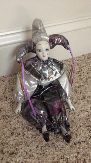 Jester Doll $1 for Sale in Fairfax, VA
