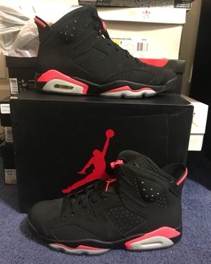 Nike Air Jordan 6 Retro Infared Size 13 for Sale in Springfield, VA