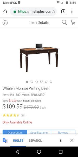 Writing desk for Sale in Miami, FL