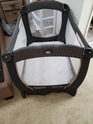 Photo Graco pack and play