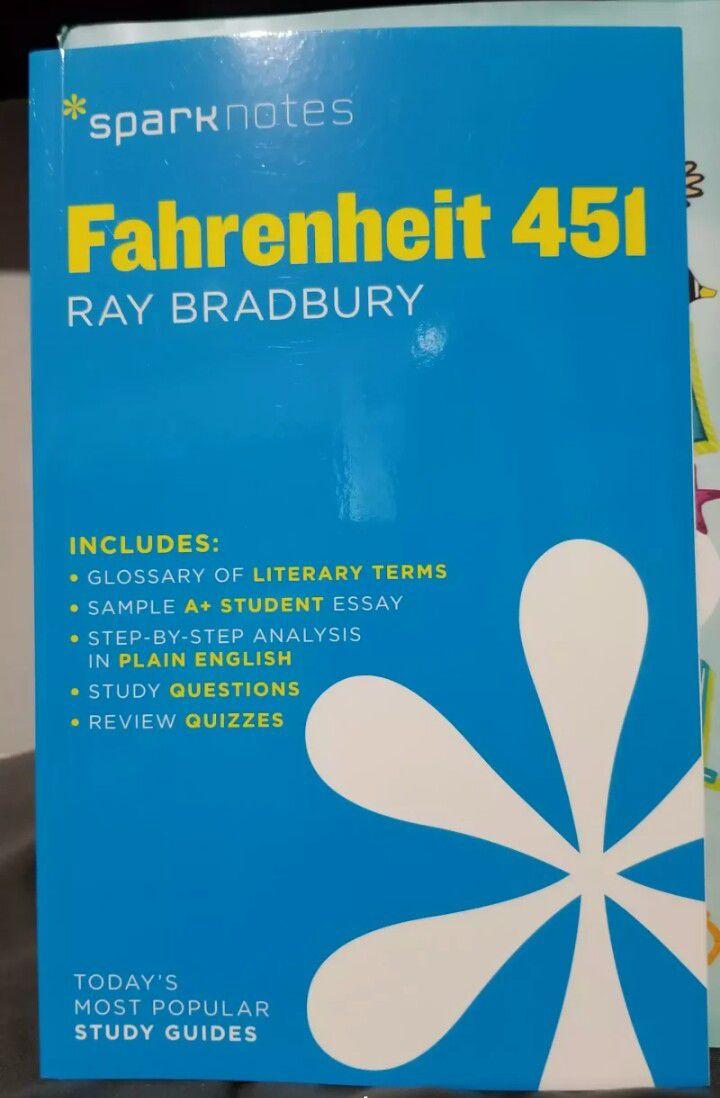 SparkNotes: Fahrenheit 451
