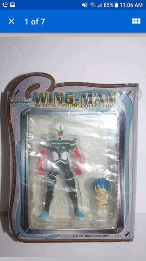Banpresto Japan Wingman Action Figure Anime for Sale in Kissimmee, FL