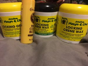 Loc gels and cream for Sale in Tampa, FL
