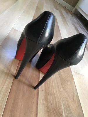 Black Christian Louboutins Heels for Sale in Fort Washington, MD