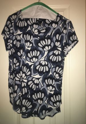 Alfani: Blue Floral Top for Sale in Washington, DC