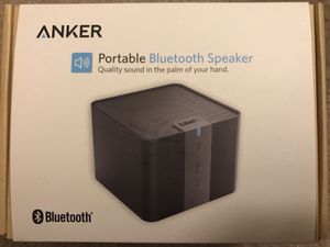 Anker Bluetooth Speaker for Sale in Santa Monica, CA