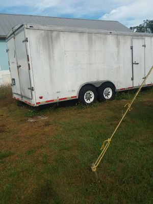 Trailer for sale on good condition for Sale in Miami, FL