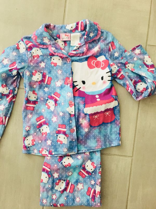 9bda98677 Hello Kitty Pajama Set - Size 7/8 youth for Sale in Atwater, CA ...
