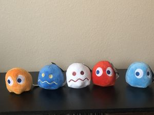 PAC- MAN collectible plush toy for Sale in Phoenix, AZ