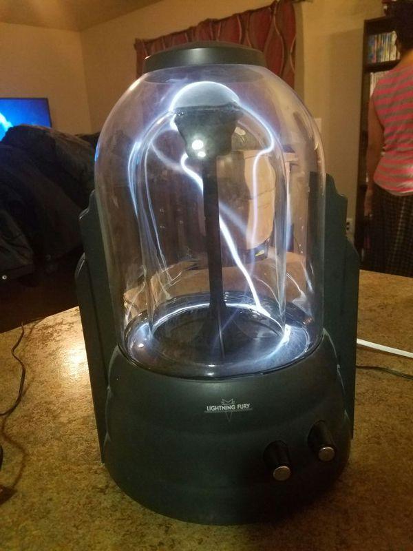 Rare  Lightning Fury Hailstorm Plasma Globe for Sale in Layton, UT - OfferUp