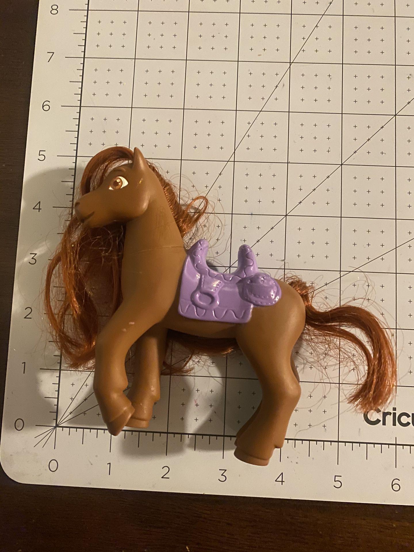 3 Mattel Ponies 1989 Mold