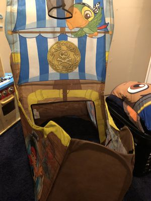 Pirate tent for Sale in Linthicum Heights, MD