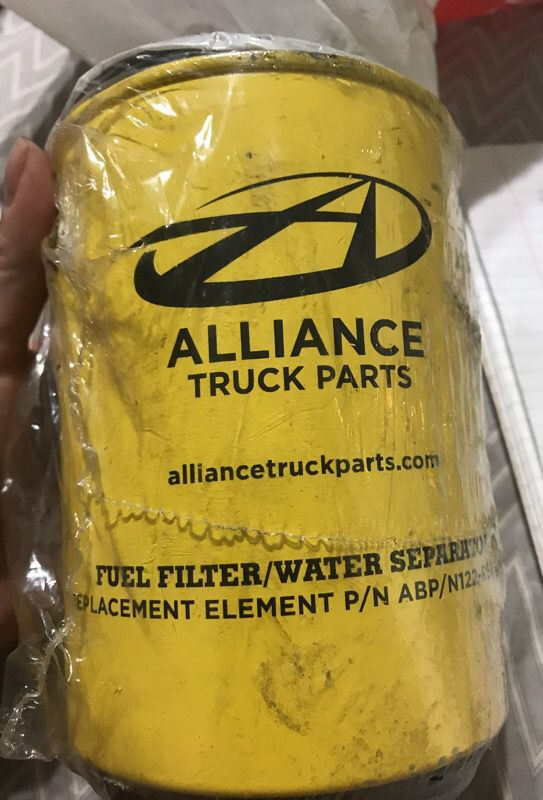 Alliance Fuel Filter   Water Separator  Replacement Element