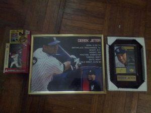 Derek Jeter memorabilia for Sale in TN, US