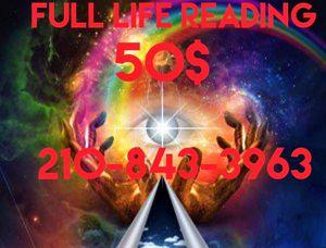 Full life reading for Sale in Houston, TX