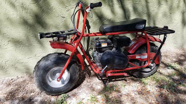 Coleman 200U Trail mini bike for Sale in Orlando, FL - OfferUp