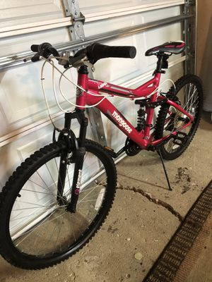 Photo Mongoose mountain bike, great condition