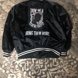 Pow Jacket Satin Xl Thumbnail