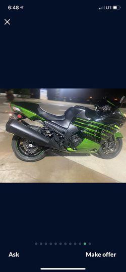 2018 Kawasaki Zx14R  Thumbnail