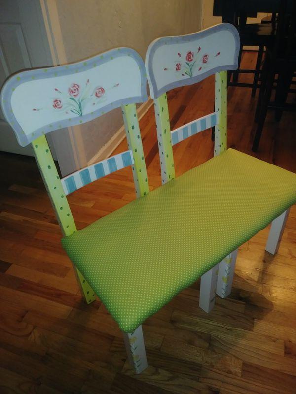Decorative chair bench (Furniture) in Seattle, WA - OfferUp