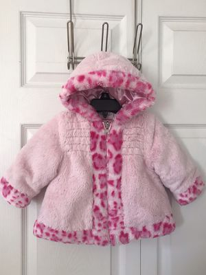 Pistachio girls winter coat. size 12m in excellent condition (pick up only) for Sale in Franconia, VA