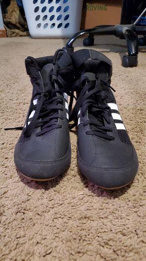 Photo Adidas wrestling shoes size 8 mens