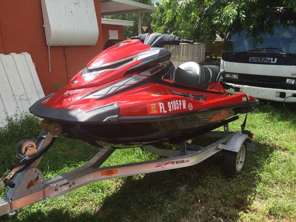 2015 Yamaha waverunner vxr jet ski for Sale in Miami, FL - OfferUp