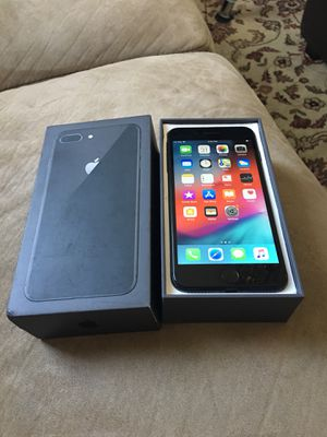 New iPhone 8 Plus 64g t Mobile for Sale in Falls Church, VA