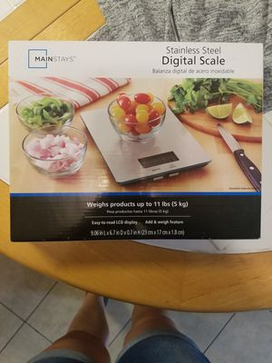 cf87402259ee New and Used Kitchen scales for Sale in Orlando, FL - OfferUp
